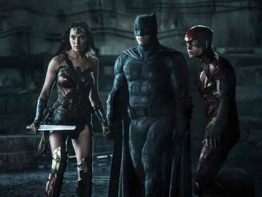 Film Review Justice League