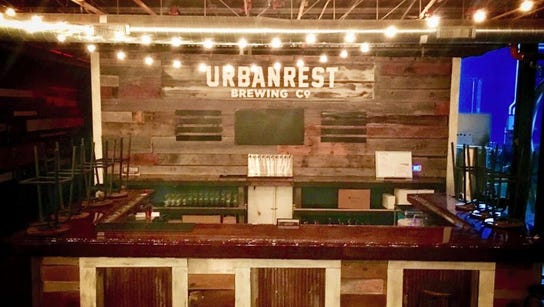 Ferndale's newest craft brewery, Urbanrest, opens its