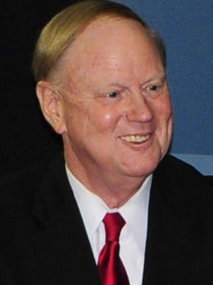 James Ramsey, University of Louisville president
