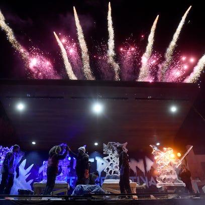 Richmond's week-long Meltdown ice festival starts Tuesday