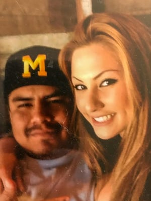 Authorities are seeking information on Oscar Mendoza, left, and Devin Capitulo, right, who have been missing since May 30, 2020. The couple have children and were first reported missing on Monday, June 1, 2020.