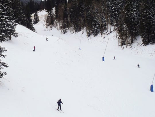 Fort Bliss Outdoor Recreation is organizing a ski trip