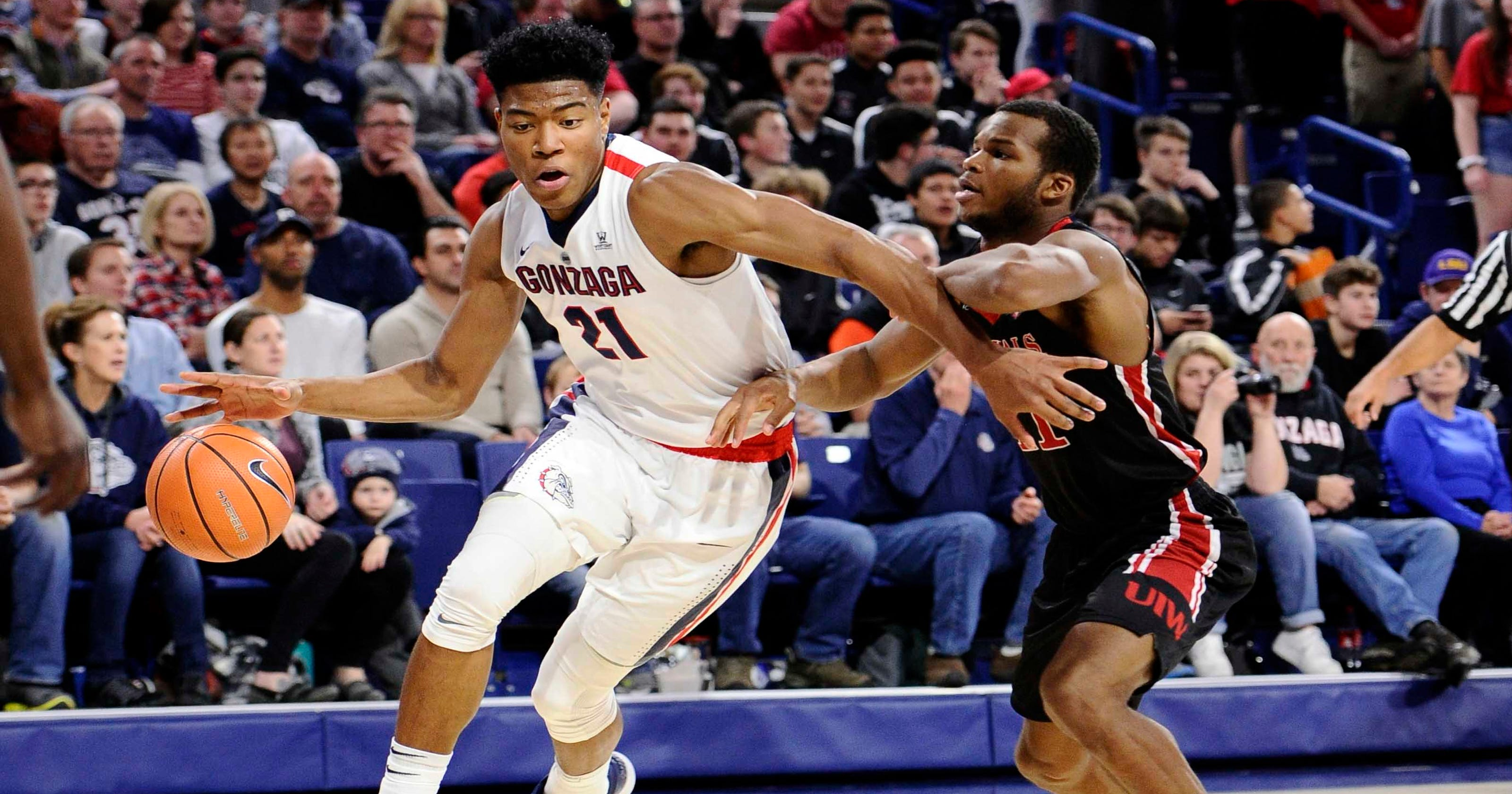 Gonzaga again thriving in college basketball with ...Gonzaga Basketball