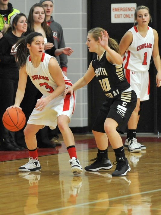 BASKETBALL: South Central at Crestview