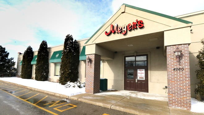 Meyer's Restaurant at 4260 S 76th St. in Greenfield has changed ownership after 35 years.