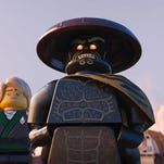 Review: 'Ninjago' doesn't click like other LEGO movies