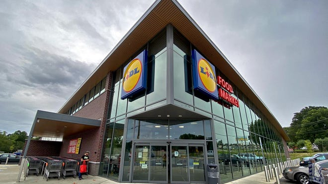 Lidl will be closing the Shelby location on Sept. 6.