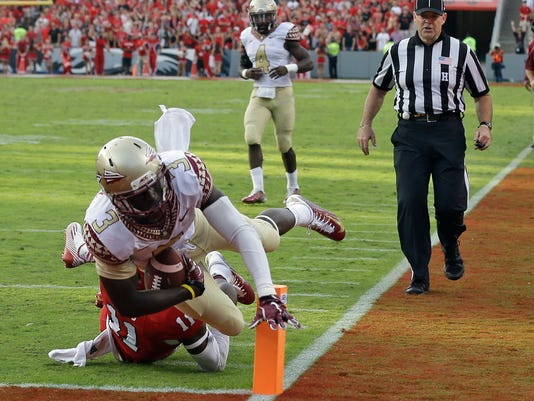 Florida State NC State Football (2)