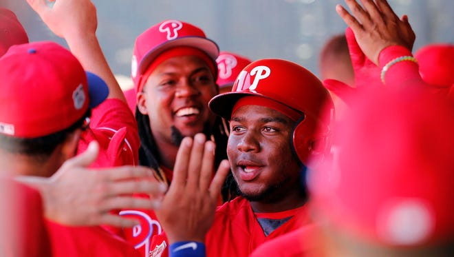 The Phillies will still make some noise as they continue on their path to respectability.