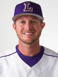Brad Coon was promoted from volunteer assistant to a full-time position at Lipscomb.