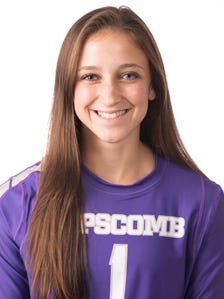 Lipscomb's Kayla Ostrom is the Atlantic Sun Conference Volleyball Preseason Player of the Year.