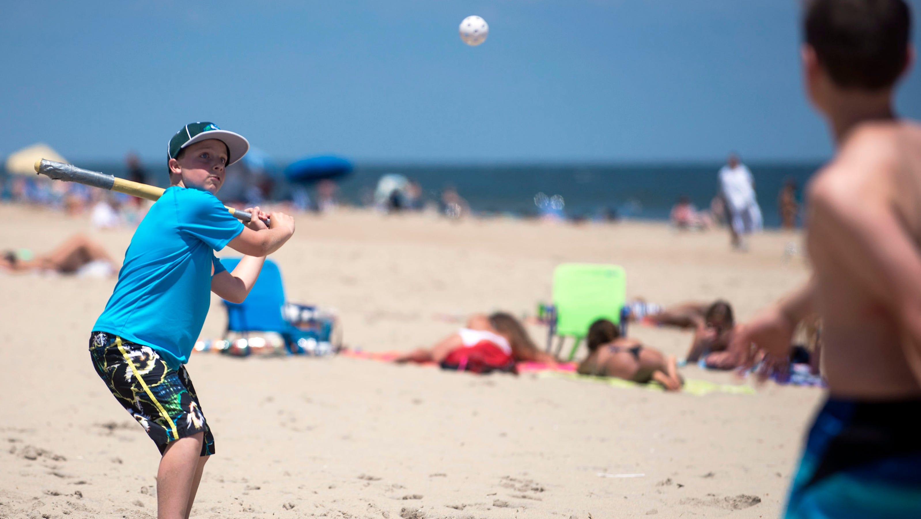 Kid Friendly Beaches In Delaware