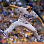 Dodgers to place Kershaw on DL with lower back problem