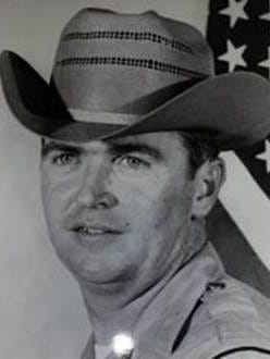 Alice police officer Matthew Murphy, who was shot an killed on Dec. 1, 1974.