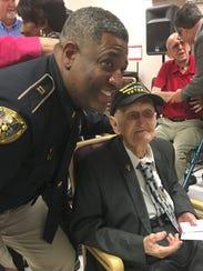 Capt. Don Gibbs of the Caddo Parish Sheriff's Office