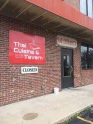Thai Cuisine and Tavern, 50 Maritime Drive, Manitowoc