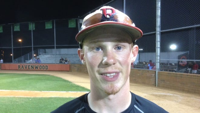 Ravenwood's Bryce Denton has committed to sign a baseball scholarship with Vanderbilt as part of its 2015 recruiting class.