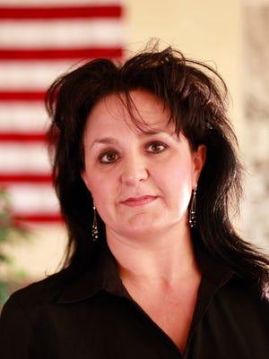 This Feb. 9, 2011 photo shows Jefferson County Treasurer Deena M. Goss
