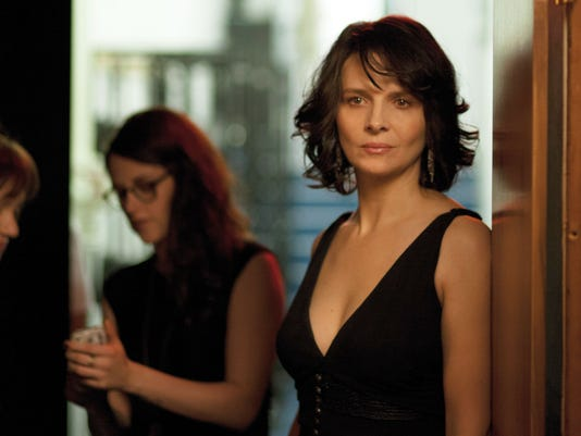 Film Review Clouds of Sils Maria