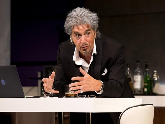"Al Pacino in a scene from ""China Doll."" During the show's first preview in October, it was reported that cell phones went off more than 15 times."