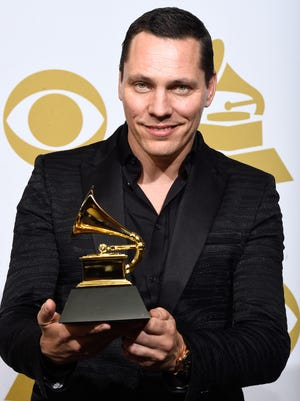 Producer and DJ Tiesto will perform at the Release pool party at Talking Stick Resort on Sept. 3.