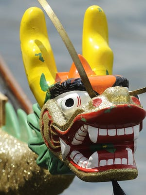The Montgomery Dragon Boat Race and Festival takes place Saturday.