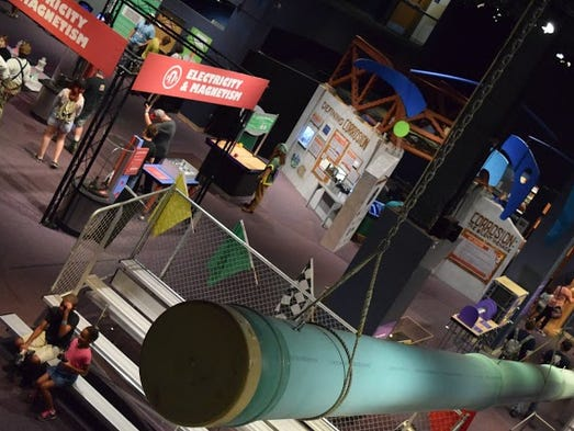 Orlando Science Center presents the weekend-long Nerd