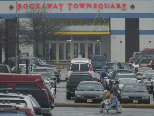 Rockaway Townsquare Mall.