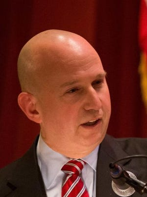 Gov. Jack Markell signed an executive order creating a new task force aimed at reducing suicides committed with guns.