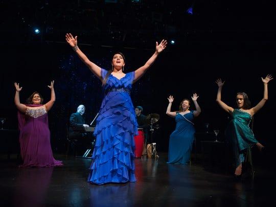 Besame Mucho: Latinas Sing Latinas will be presented