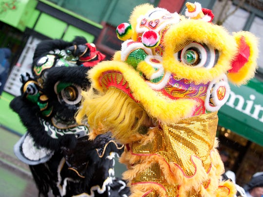 The next Chinese New Year Festival and parade in Chinatown