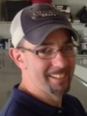 Andrew Tuberville, of Lakeview, owner of the crashed airplane.