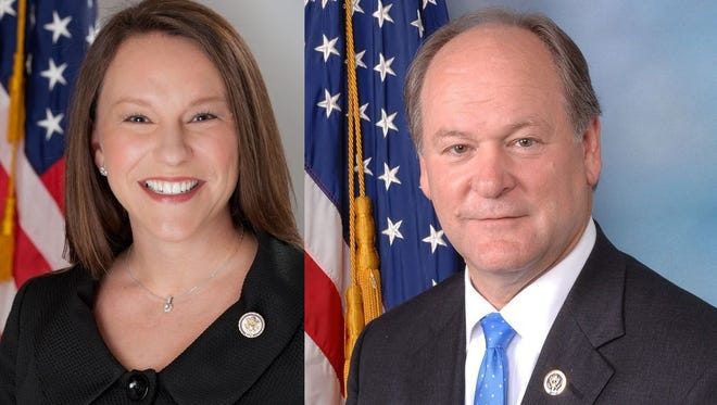 Rep. Martha Roby and former Rep. Bobby Bright will run against each other in the Republican primary for Alabama's 2nd congressional district