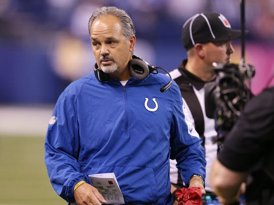 Chuck Pagano's fake punt decision is still water cooler material.