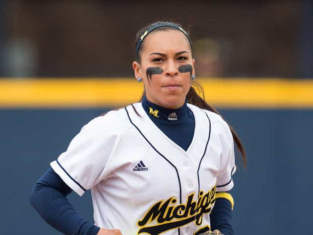 Already Among Best Ever U M S Sierra Romero Aims For More