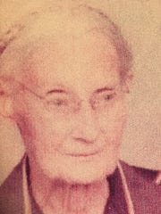 Sarah Loesch's great-great-grandmother Lucy Mattingly