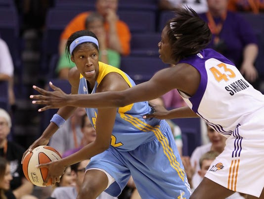 Chicago Sky v Phoenix Mercury