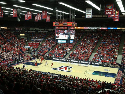 Texas Tech v Arizona