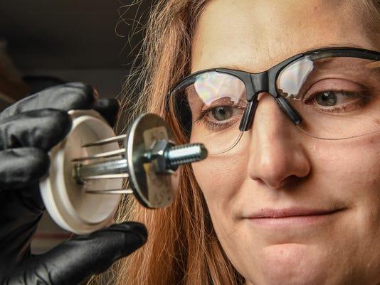 Dr Delphine Dean Bioengineer Clemson