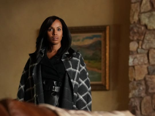 Kerry Washington as Olivia on 'Scandal.'