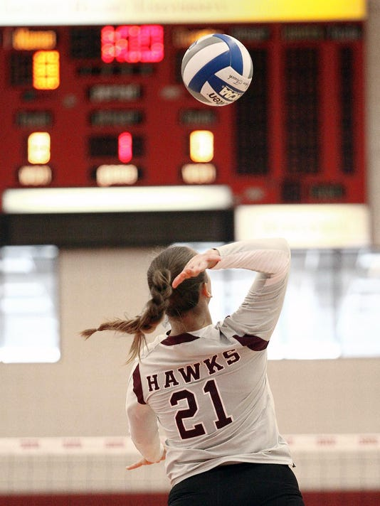 UMES Hawks Volleyball