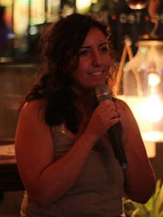 Dina Hashem is a Muslim comedian who will be performing
