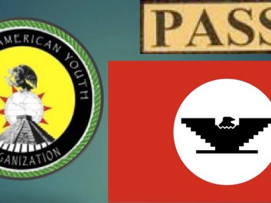 MAYO, PASSO and La Raza Unida were all part of the