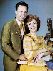 Joe and Rose Lee Maphis