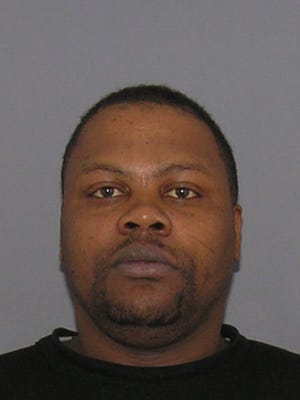 Jasper Jackson, 32, was charged Wednesday with domestic violence and child endangerment.