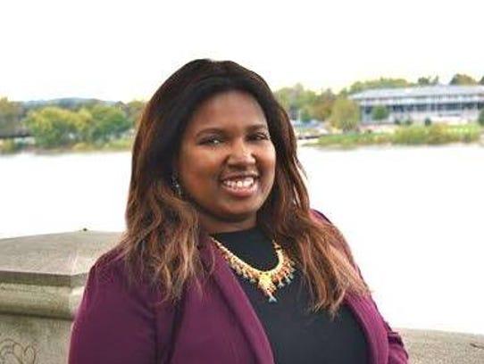 4th Congressional District Candidate Shavonnia Corbin-Johnson