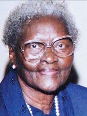 Susie Jackson, 87.