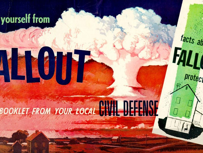 Old Civil Defense posters courtesy of Eric Green, creator