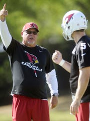 Bruce Arians, a graduate of William Penn High School, was named NFL Coach of the Year following the 2014-2015 NFL season and has his Arizona Cardinals headed to the playoffs in the 2015-2016 season.