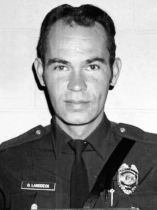 Lt. Owen Landdeck
